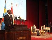 بالصور.. رئيس وزراء الكونغو: أفريقيا قارة الشباب ونصف سكانها أقل من 18 عامًا