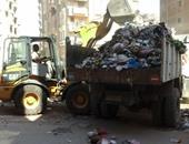 """بالصور..حملة نظافة عامة ورفع المخلفات والقمامة بمنطقة""""البلابسة""""بالإسماعيلية"""