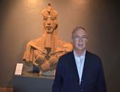 بالصور.. سفير إسبانيا من الأقصر: أدعو السياح لزيارة مدينة التاريخ الفرعونى
