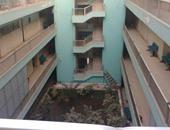بالصور.. الإهمال يضرب مستشفى رمد طنطا والقطط تُجالس المرضى داخل الغرف