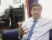 """سفير الهند يهدى وزير الثقافة المفكرة الشخصية لـ""""طاغور"""""""