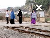السكة الحديد: الانتهاء من تطوير جميع المزلقانات ومحطات القطار العام المقبل