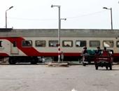 تأخر 4 قطارات بسبب بلاغ سلبى بوجود جسم غريب على قضبان السكة الحديد بالشرقية