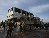 3 قتلى بتفجيرين انتحاريين قرب موقع للجيش اليمنى فى لحج