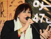 وزيرة الثقافة: هدف مهرجان المرأة الدفاع عن حقوقها بالفن