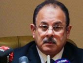 جنازة عسكرية لشهيد فض اعتصام رابعة العدوية بحضور وزير الداخلية