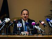 وزير الداخلية يعود من شرم الشيخ بعد المشاركة فى مؤتمر الشباب