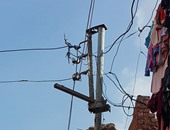 """استجابة لـ """"صحافة المواطن"""" شركة الكهرباء تستبدل الأعمدة المتهالكة بالمحافظات"""