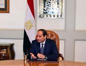 الرئيس السيسى يهنئ الإمارات بمناسبة العيد الوطنى