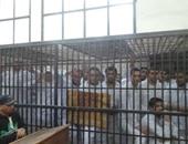 تاجيل إعادة محاكمة 38 إخوانيا فى أحداث عنف بالمنيا