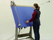 بالفيديو.. شاشة مطبوعة 3D تساعد المكفوفين على رؤية الخرائط والصور