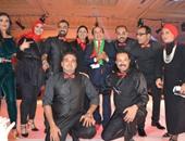 بالصور .. حفل غنائى لمحمد رشاد  بحضور خبراء التجميل