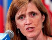 سفيرة واشنطن بالأمم المتحدة: مازلنا ندعم حل الدولتين للفلسطينيين والإسرائيليين