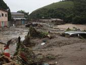 ارتفاع حصيلة ضحايا الأمطار على الحدود المكسيكية الأمريكية لـ20 قتيل