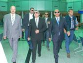 وزير الداخلية السابق يغادر القاهرة فى طريقه إلى إيطاليا
