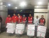 الولايات المتحدة تطلق مبادرة دعم الهلال الأحمر المصري للحد من تفشي كورونا
