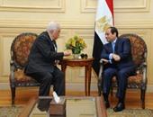 الرئيس الفلسطينى يوجه الشكر للقيادة المصرية على رعايتها للمصالحة بين الفصائل