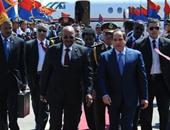 أخبار مصر للساعة الواحدة..السيسى يستقبل قادة العالم بالمؤتمر الاقتصادى