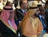 حاكم دبى: استثمارات بلادنا بمصر بلغت 14 مليار دولار فى عامين
