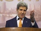 كيرى يبحث مع نتنياهو ترتيبات اجتماع روما وسبل دفع المفاوضات مع الفلسطينيين