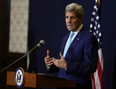 جون كيرى: أمريكا ستبحث مع السعودية وقف القتال فى اليمن