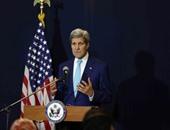 جون كيرى: أمريكا تدعم مصر فى تحقيق التقدم الاقتصادى ومواجهة الإرهاب