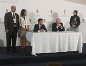 """وزير الصحة يوقع اتفاقية مع """"جنرال إلكتريك"""" لقطاع الرعاية الصحية"""