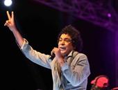 الكينج يشدو بأجمل أغانيه فى حفل ختام المؤتمر الاقتصادى بشرم الشيخ