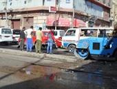 محافظة الإسكندرية تواصل أعمال تطهير الصرف وصيانة شبكات الكهرباء