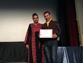 بالصور..المخرج جمال عبد الناصر ينال شهادة شكر من وزارة الثقافة التونسية