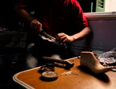 لأول مرة.. معرض للأحذية الجلدية بتاون هاوس