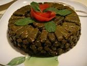 ورق العنب والمكرونة ..  الآكلات المفضلة لدى بطلات مصر