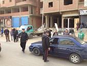 ضبط 4 من الإخوان داخل شركة استيراد وتصدير بالنزهة بحوزتهم شعارات رابعة