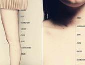 بالصور.. حملة سويسرية ضد الحكم على النساء من ملابسهن