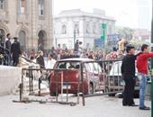 النيابة:المتوفى الثانى بانفجار دار القضاء محام أدى اليمين بالنقابة اليوم