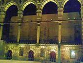 شاهد.. 19 صورة لمقعد الأمير ماماى الأثرى قبل افتتاحة بساعات