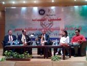 وزير الرياضة: الاعتماد على الشباب الوسيلة الوحيدة لنجاح أية فعالية