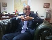 مساعد وزير الخارجية يشارك فى المؤتمر الدولى للبحيرات العظمى بالكونغو