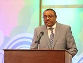 رئيس وزراء أثيوبيا يصل إلى القاهرة
