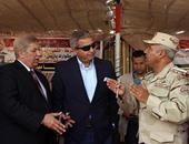 الهيئة الهندسية بالقوات المسلحة: 6 أبريل انتهاء حفر قناة السويس الجديدة
