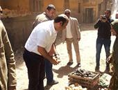 بالصور.. وزير التموين: تطبيق منظومة الخبز فى 4 محافظات أول أبريل