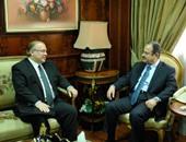 وزير الداخلية لسفيرى كندا وإيطاليا: تأمين المؤتمر الاقتصادى يعكس احترافية الأمن