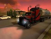 جرب قيادة الشاحنات بشكل حقيقى بتطبيق Truck Simulator 3D