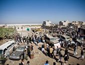 مقتل 35 فى غارة لطيران التحالف العربى فى اليمن