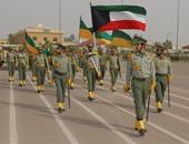 الحرس الوطنى الكويتى يتخذ إجراءات احترازية بسبب أحداث المنطقة
