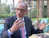 هانى عازر: نعمل على توضيح الأمور عن مصر بالخارج.. والأمل موجود هنا