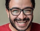 حسام داغر : مسلسل النهاية ده سابق عصره بمراحل كتيره