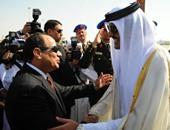 أمير قطر يهنئ الرئيس السيسي هاتفياً بحلول عيد الفطر المبارك