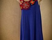 بالصور.. ملابس تراثية لمصممة الأزياء مروة حامد