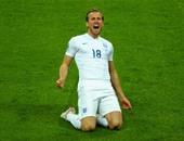 هارى كين يقود منتخب إنجلترا للشباب فى بطولة أوروبا تحت 21 سنة